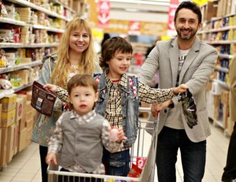 Are You Dreading the Next Family Shopping Trip?