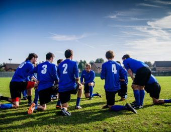 The Benefits of Customizing Your Team's Uniform